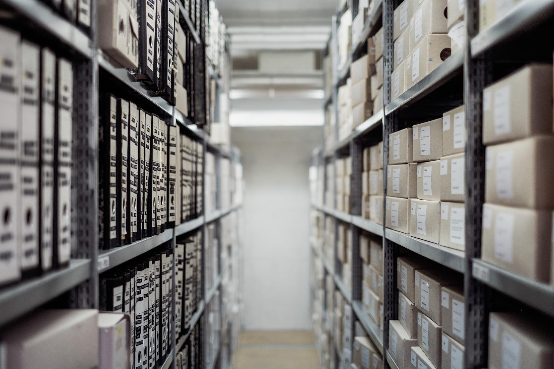 Хранение квитанций об оплате за ЖКУ