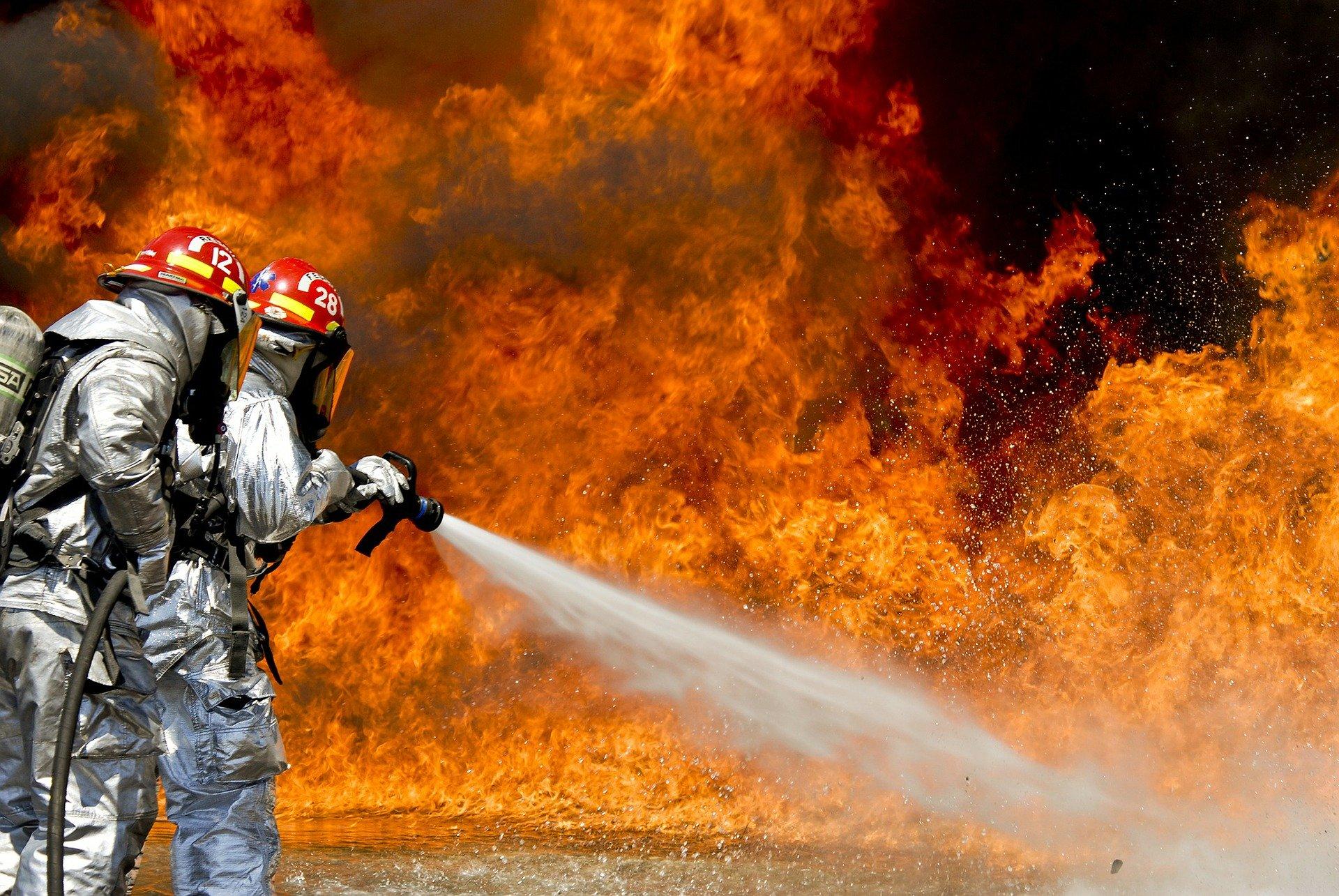 Пожарная безопасность в квартире
