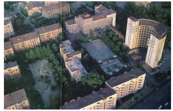 квартал Чекистов